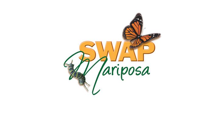 SWAP Mariposa logo