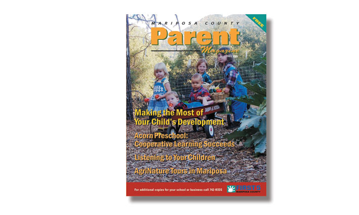 First Five Parenting Magazine
